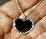 Black heart silver lining