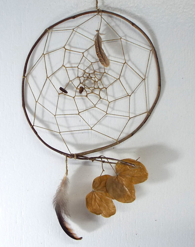 Hand Made Dream Catcher Florida Native